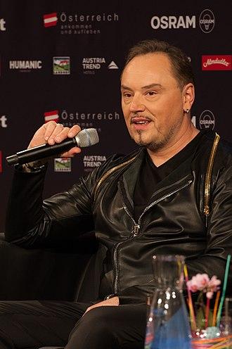 Knez (singer) - Knez in 2015