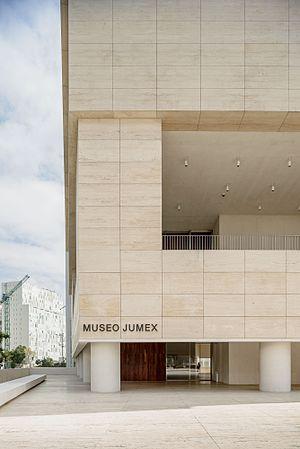 Colección Jumex - Fachada Museo Jumex