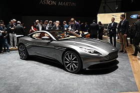Image illustrative de l'article Aston Martin DB11