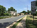 2016-07-24 12 12 01 View north along U.S. Route 17 Business and Virginia State Route 2 (Dixon Street) just north of Virginia State Route 3 (Blue and Gray Parkway) in Fredericksburg, Virginia.jpg