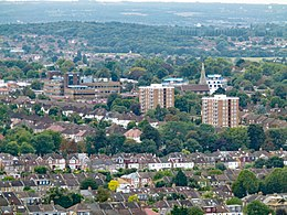 2016 London-Shooters Hill, view from Severndroogh Castle - 4.jpg