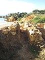 2017-02-28 Remains of Roman fish processing plant, Praia Santa Eulália, Albufeira (4).JPG