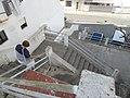 2017-10-04 Stairs leading from Rua Fernão de Magalhães, Albufeira (1).JPG