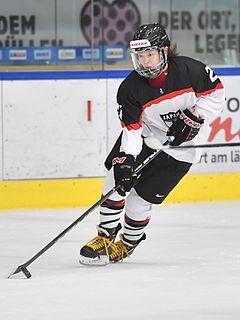 Hanae Kubo Japanese ice hockey player