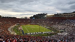 2017 Rose Bowl, USC vs Penn State - Game Play.jpg