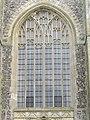2018-04-23 East window, parish church of Saint James, Southrepps, Cromer.JPG