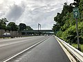 2018-06-21 08 37 56 View east along New Jersey State Route 24 between Exit 8 and Exit 9A in Summit, Union County, New Jersey.jpg