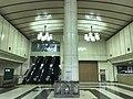 201801 Shinkansen Concourse of Ueno Station.jpg