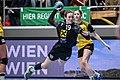 20180331 OEHB Cup Final Stockerau vs St. Pölten Lisa Felsberger 850 5831.jpg