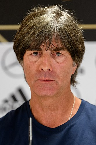 Joachim Löw - Löw as Germany manager in 2018