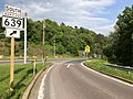 2019-05-17 17 42 24 View south along Maryland State Route 639 (Willowbrook Road) at Interstate 68 and U.S. Route 40 (National Freeway) in Cumberland, Allegany County, Maryland.jpg