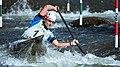 2019 ICF Canoe slalom World Championships 012 - Klara Olazabal.jpg