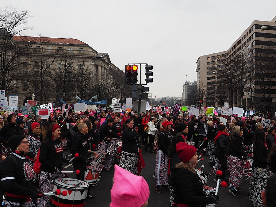 2019 Women's March on Washington, D.C.1191712.jpg