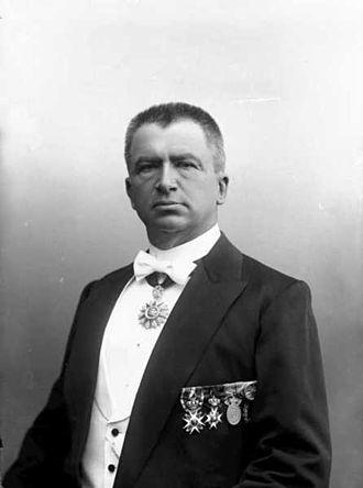 Yngvar Nielsen - Yngvar Nielsen in 1898