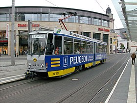 image illustrative de l'article Tramway de Plauen