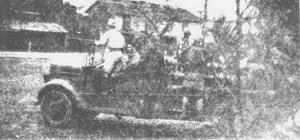 February 28 Incident - Armed soldiers as seen in Tainan by Dr. M. Ottsen who served for the United Nations