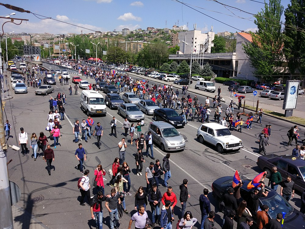 23.04.2018 Protest Demonstration, Yerevan.jpg