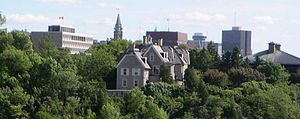 Official residence - 24 Sussex Drive, Official Residence of the Canadian Prime Minister