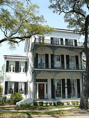De Tonti Square Historic District - Image: 250 St. Anthony Street Mobile AL 02