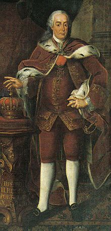 Pierre III de Portugal
