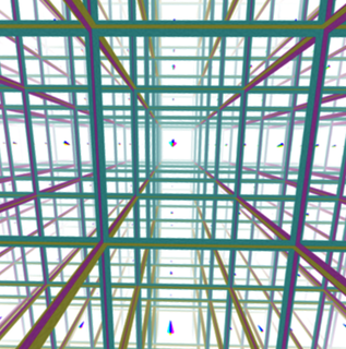 3-manifold Space that locally looks like Euclidean 3-dimensional space