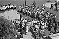 300 Kinderen zongen in Den Haag ter ere van het Haags kinderkoor De Kleine Stem, Bestanddeelnr 915-2228.jpg