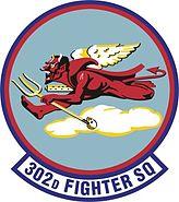 302d Fighter Squadron