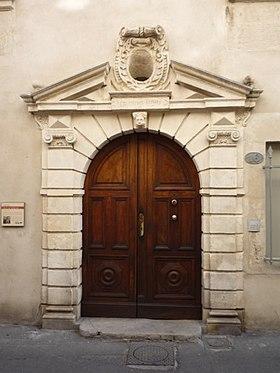 Hôtel de l'Académie de Nîmes Достопримечательности Нима (Nîmes)
