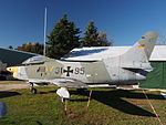 31+95 (aircraft) Fiat G91 pic1.JPG