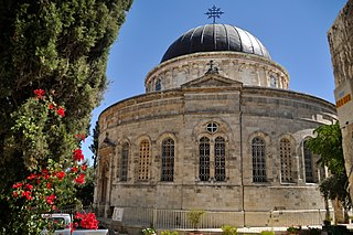 Kidane Mehret Church, Jerusalem Church in Jerusalem, Israel