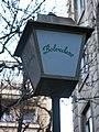 375 Restaurant Belvedere, pge. Mercader 3 (Barcelona), fanal.jpg
