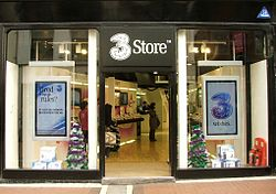 3 Store on Grafton Street, Dublin, Ireland.JPG