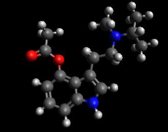 4-Acetoxy-MiPT - Image: 4 Acetoxy Mi PT 3D