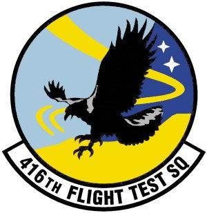 416th Flight Test Squadron - Image: 416th Flight Test Squadron