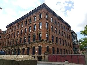42–44 Sackville Street - 42-44 Sackville Street, Manchester