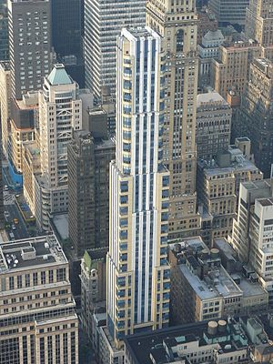 425 Fifth Avenue - Image: 425th 5th Ave from ESB (cropped)