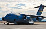 "452d Air Mobility Wing (452 AMW) C-17 Globemaster III 55145 ""Spirit of Ronald Reagan"" (7481816170).jpg"