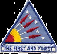 46th Air Defense Missile Squadron - ADC - Emblem