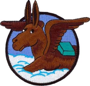 4th Airlift Squadron - Image: 4th Troop Carrier Squadron Emblem (2)