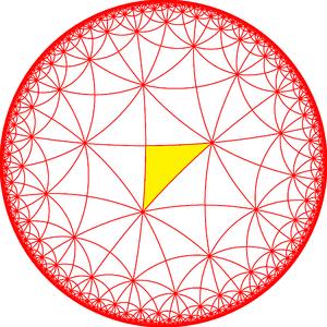 Truncated order-4 pentagonal tiling - Image: 552 symmetry 000