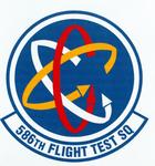 586 Flight Test Sq emblem.png