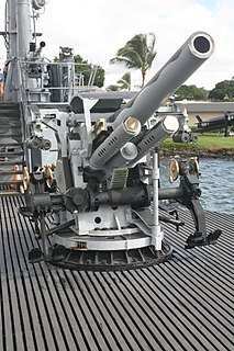 "5""/25 caliber gun naval artillery gun"