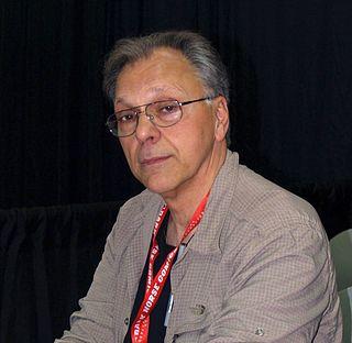 Howard Chaykin American comic book artist and writer