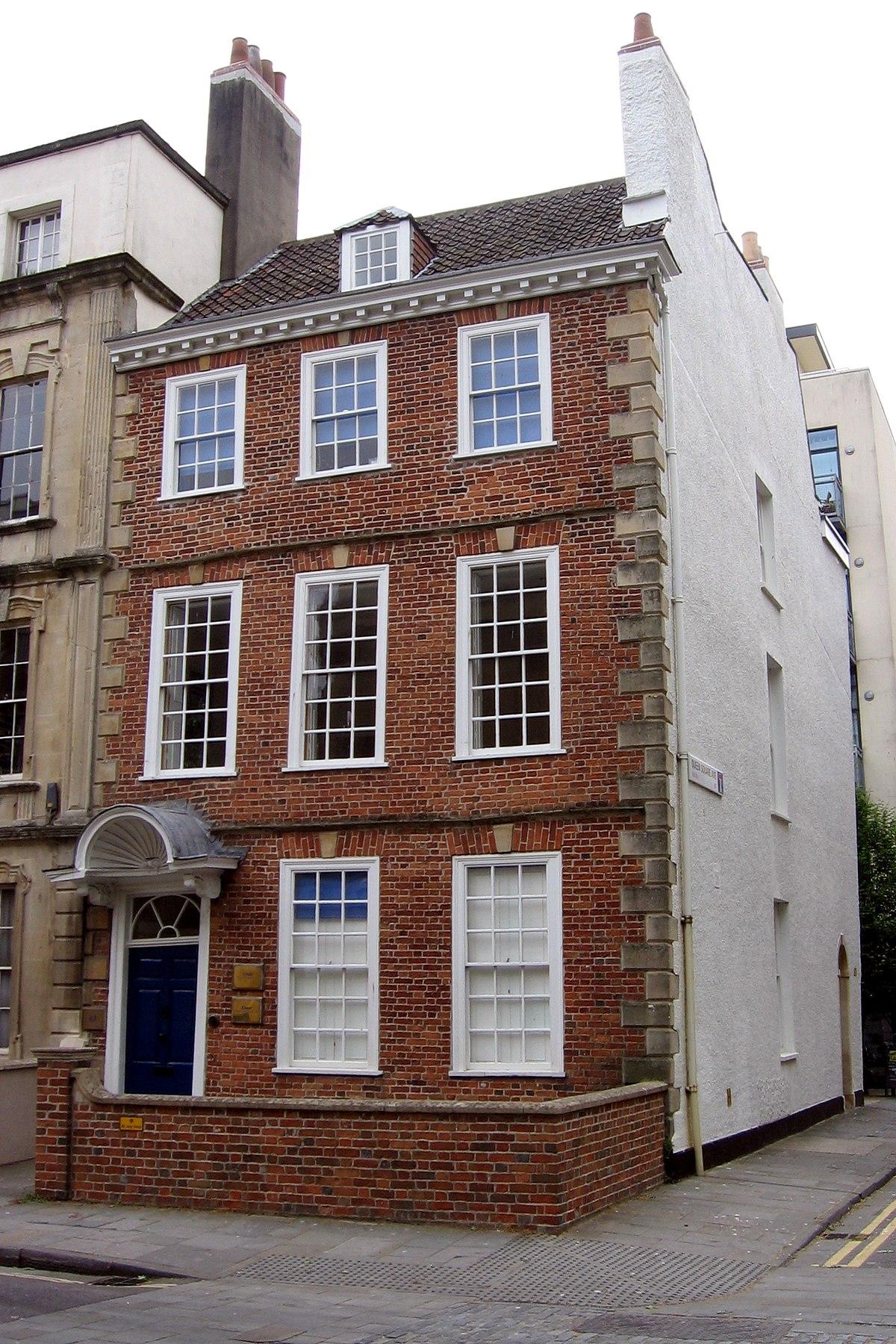 61 Queen Charlotte Street Bristol Wikipedia