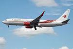 7T-VKH Boeing 737-800 Air Algerie (16602821502).jpg
