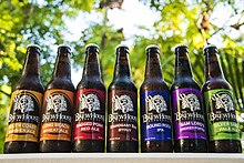 Photo of 7 Brew House Beer Bottles