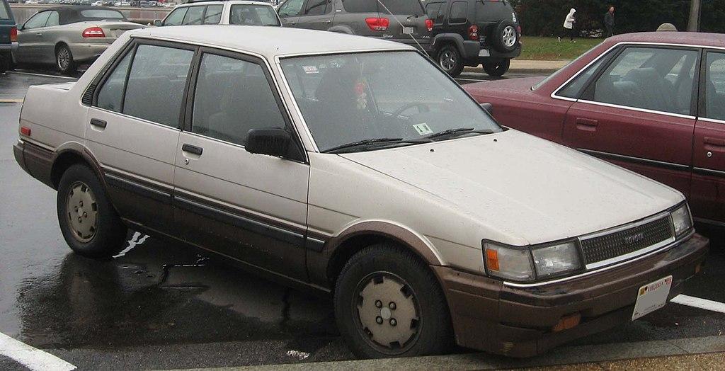 Toyota Corolla 87 De Venta - Fotos de coches - Zcoches