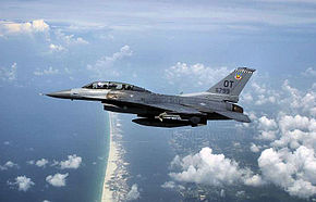 85th Test and Evaluation Squadron General Dynamics F-16D Block 40K Fighting Falcon 90-0799.jpg