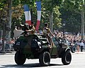 9th Light Armoured Marine Brigade Bastille Day 2013 Paris t113733.jpg