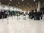 Aéroport de Lyon-Saint-Exupéry - terminal 1B - mars 2018.jpg